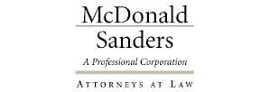 McDonald Sander